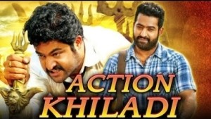 Video: Action Khiladi 2018 South Indian Movies Dubbed In Hindi Full Movie | Jr NTR, Samantha, Shruti Haasan